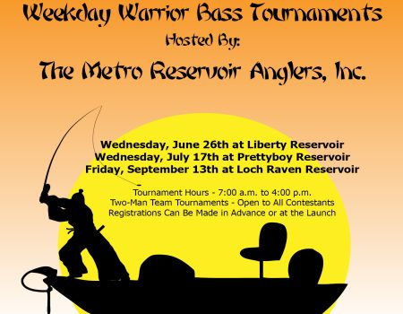Weekday Warrior Bass Tournaments - Open To Everyone!!